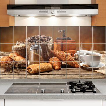 Immagine del prodotto Adesivo per piastrelle - Breakfast table