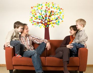 Produktfoto Wall Decal no.484 Traumzauberbaum