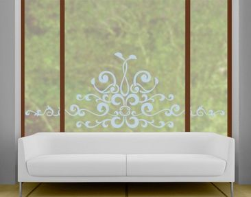 Product picture Window Sticker no.CG147 Royal Ornament