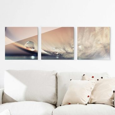 Product picture Print on Glass Set - Story of a Water...