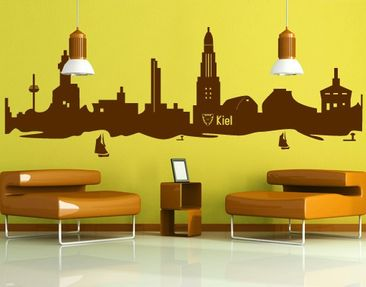 Produktfoto Wall Decal no.JO79 Kiel