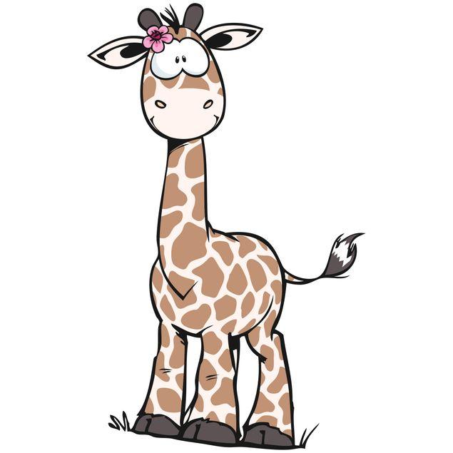 Produktfoto Wandtattoo NICI Wild Friends Giraffe Debbie