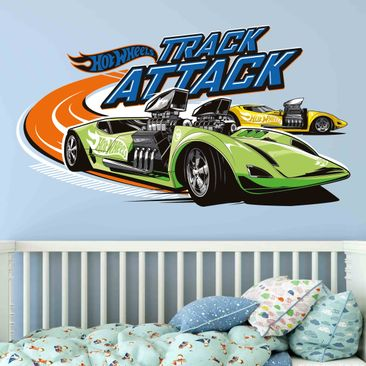 Produktfoto Wandtattoo Hot Wheels Track Attack