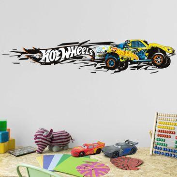 Produktfoto Wandtattoo Hot Wheels High Speed