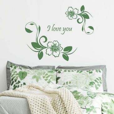 Product picture Wall Decal no.CA10 Your Own Words Dream...