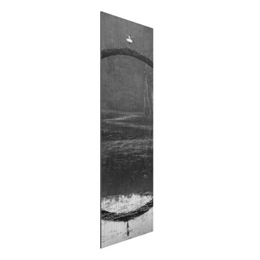 Immagine del prodotto Stampa su alluminio spazzolato - Traumtänzerin - Pannello