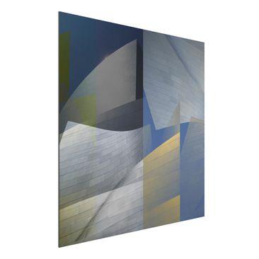 Immagine del prodotto Stampa su alluminio - Geary 3 - Quadrato...