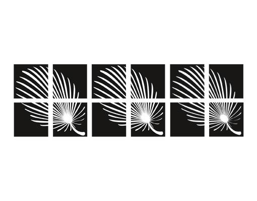 Produktfoto Fliesenaufkleber No.CG100 Feathery Set