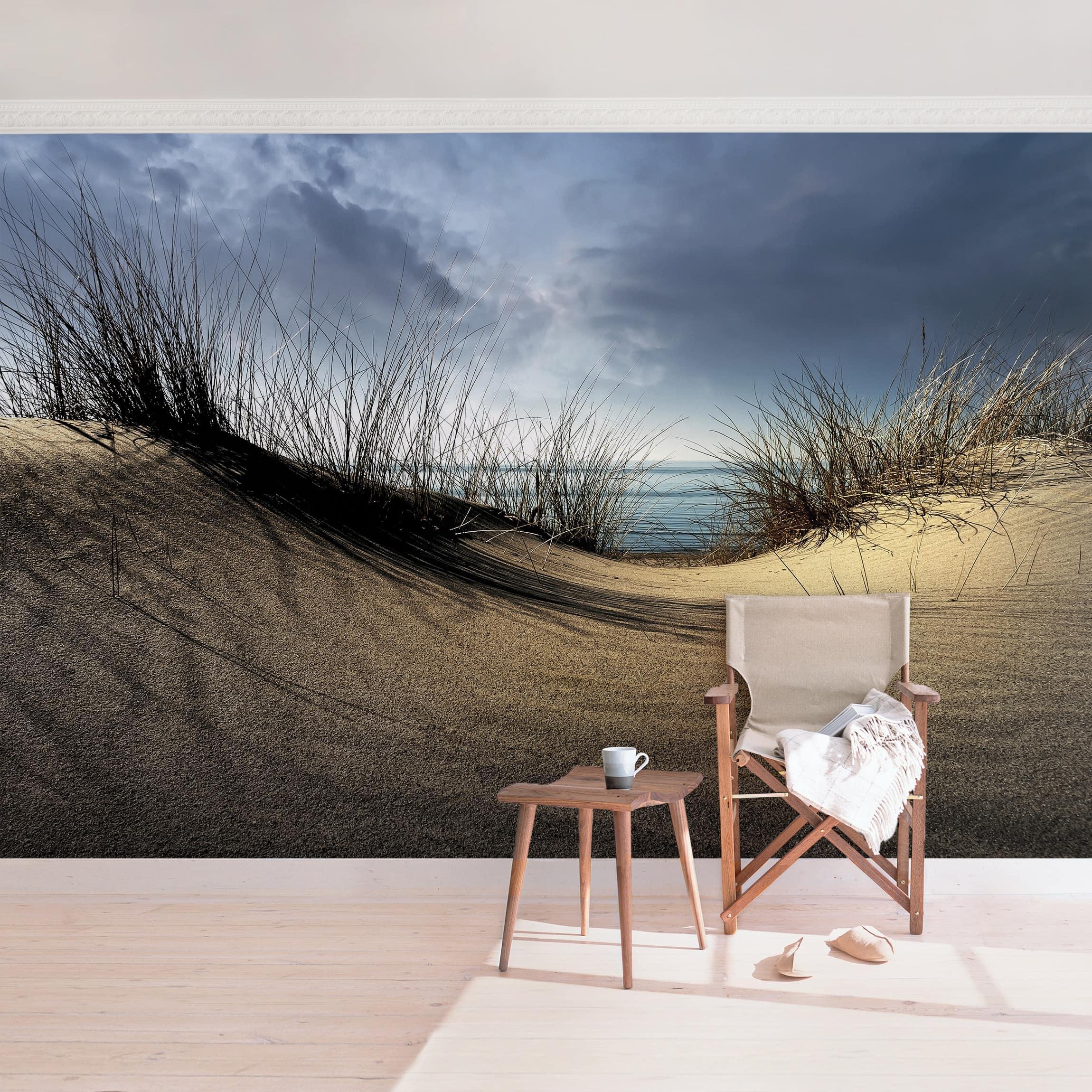 tapete selbstklebend sandd ne wandbild querformat. Black Bedroom Furniture Sets. Home Design Ideas