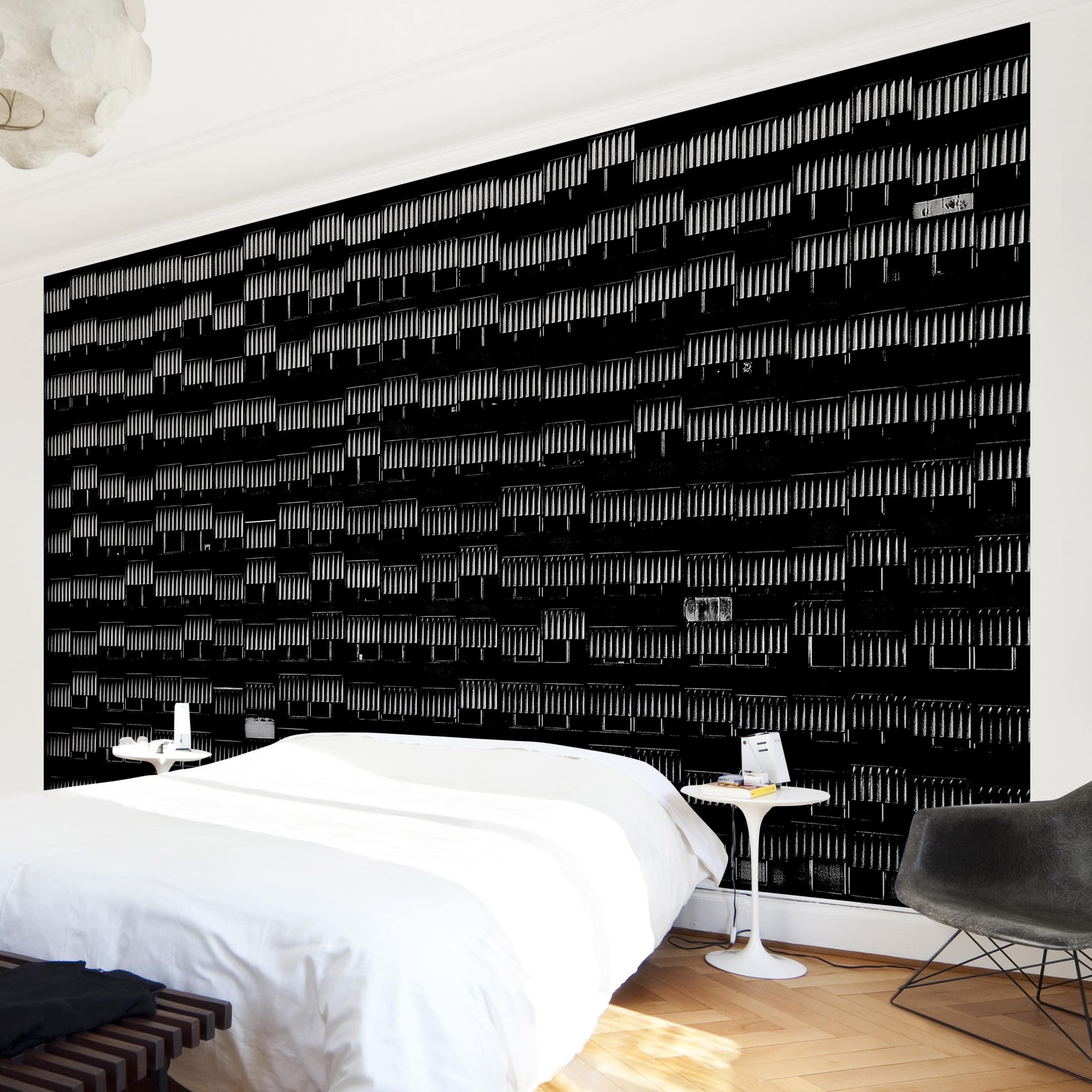 tapete selbstklebend way of life wandbild querformat. Black Bedroom Furniture Sets. Home Design Ideas