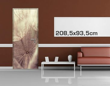 Product picture Door Photo Wall Mural - Detailed And...