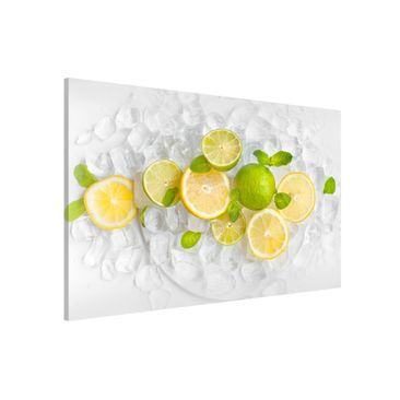 Product picture Magnetic Board - Citrus Fruits On Ice -...