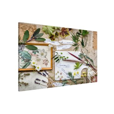 Product picture Magnetic Board - Flowers And Garden...