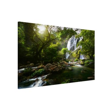 Product picture Magnetic Board - Mountain Stream -...