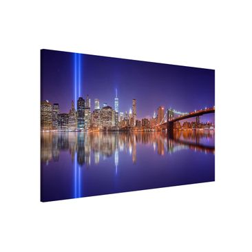 Product picture Magnetic Board - In Memorial - Landscape...