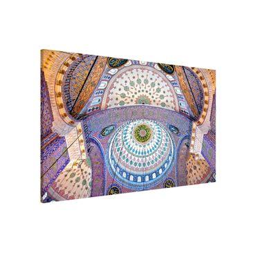 Produktfoto Magnettafel - Blaue Moschee in Istanbul - Memoboard Querformat 2:3