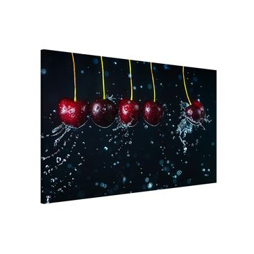 Product picture Magnetic Board - Fresh Cherries -...