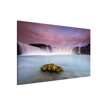 Product picture Magnetic Board - Goðafoss And The Moon...