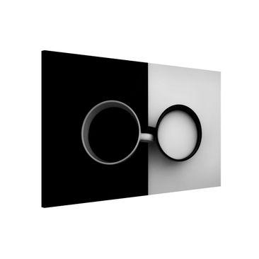 Produktfoto Magnettafel - Gegensätze - Memoboard Querformat 2:3