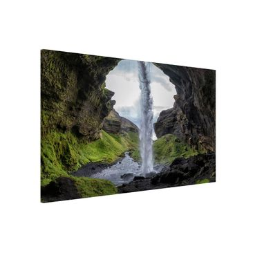 Product picture Magnetic Board - Hidden Waterfall -...