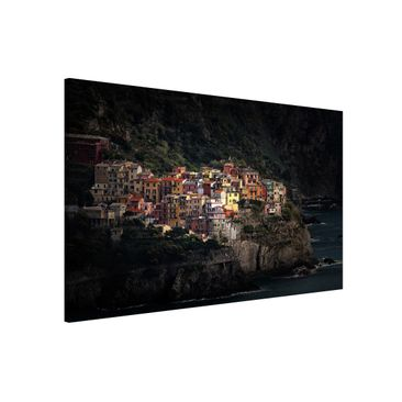 Product picture Magnetic Board - In Incident Manarola -...