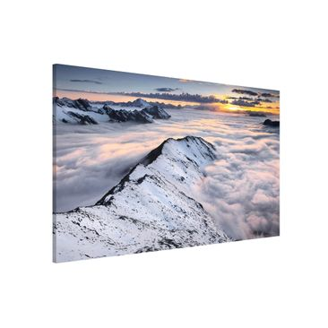 Product picture Magnetic Board - View Of Clouds And...