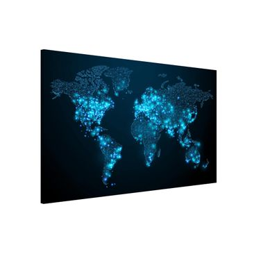 Product picture Magnetic Board - Connected World World...