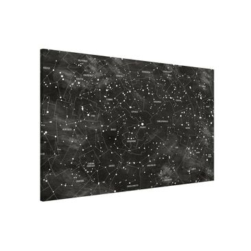 Immagine del prodotto Lavagna magnetica - Constellation Map Panel Optics - Formato orizzontale 3:2