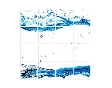 Product picture Tile Mural Water Worlds