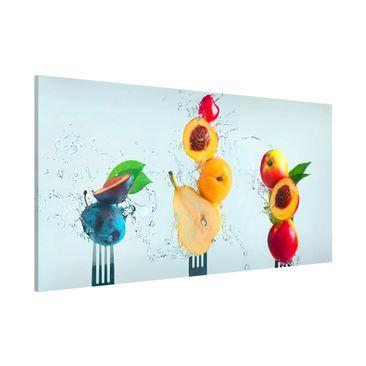 Produktfoto Magnettafel - Fruchtsalat - Memoboard Panorama Querformat 1:2