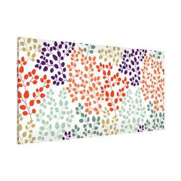 Product picture Magnetic Board - Branches In Autumn -...