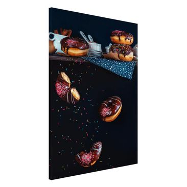 Immagine del prodotto Lavagna magnetica - Donuts From The Kitchen Shelf - Formato verticale 2:3