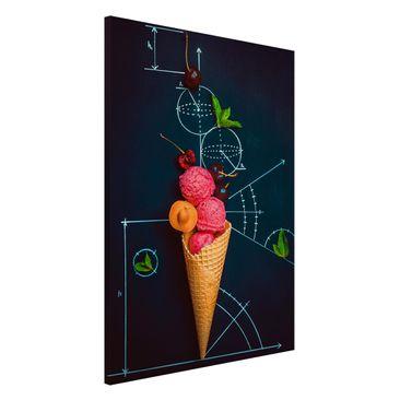 Immagine del prodotto Lavagna magnetica - Geometry In Summer -...