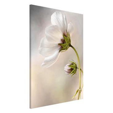 Produktfoto Magnettafel - Himmlischer Blütentraum - Memoboard Hochformat 3:2