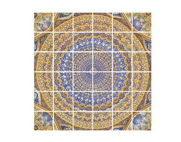 Product picture Tile Mural Dome Of The Mosque