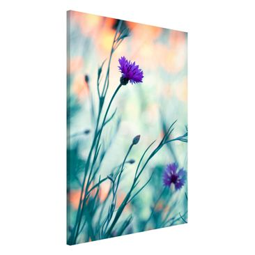 Product picture Magnetic Board - Cornflowers - Portrait...