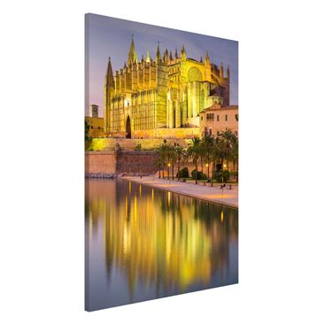 Product picture Magnetic Board - Catedral De Mallorca...