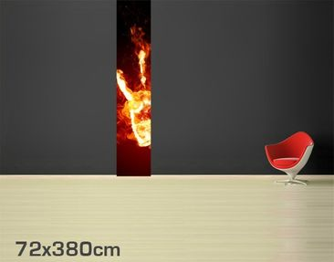 Product picture Photo Wall Mural Flaming Identity
