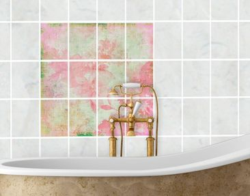 Product picture Tile Mural Forgotten Beauty II
