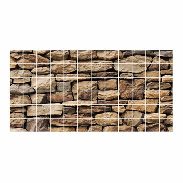 Product picture Tile Mural American Stonewall