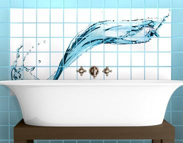 Product picture Tile Mural Running Water