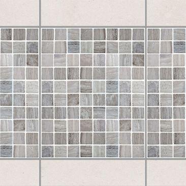Immagine del prodotto Adesivo per piastrelle - Mosaic Tiles Marble Look 20x25 cm