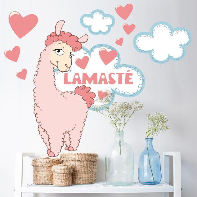 Produktfoto Wandtattoo NICI Lamasté