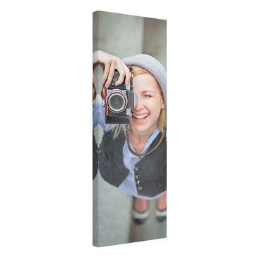Immagine del prodotto Stampa su tela personalizzata con foto - Pannello