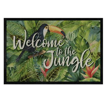 Produktfoto Fußmatte - Welcome to the Jungle