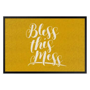 Product picture Doormat - Bless this mess