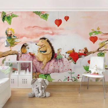 Immagine del prodotto Carta da parati Premium - The Strawberry Fairy - On The Road