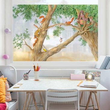 Product picture Window Mural  - Josi Bunny - House Of...