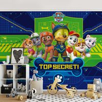 vliestapete paw patrol code paw breit. Black Bedroom Furniture Sets. Home Design Ideas