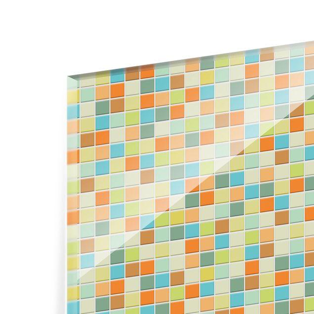 Produktfoto Spritzschutz Glas - Mosaikfliesen Sommerset - Querformat 3:4